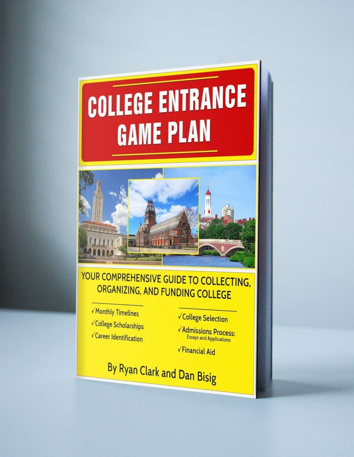 College Entrance Game Plan
